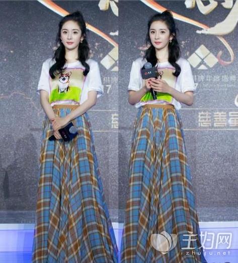 资讯生活杨幂晚礼服穿搭盘点 长裙搭配巨显美腿