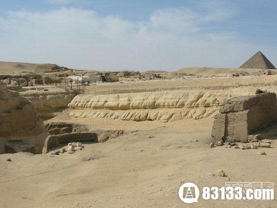 资讯生活【图】最新研究:狮身人面像已有80万年历史